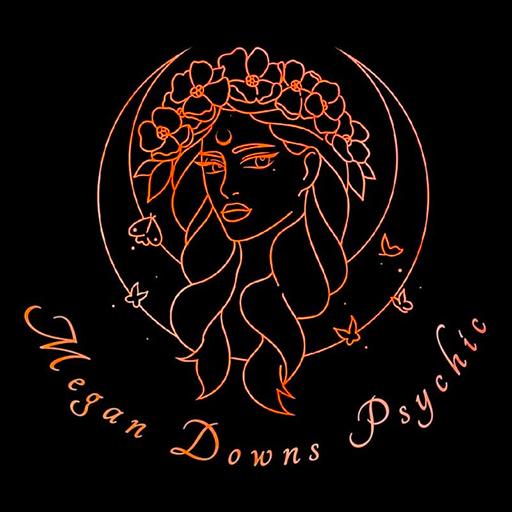 Megan Downs Psychic Bolton Logo